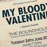 My Bloody Valentine | 25/06/2008