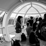 Inside London Eye | 31/01/2010
