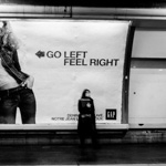 Go left, feel right