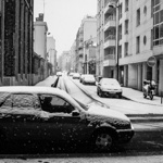 Paris + snow | 29/03/2011