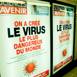 Le virus | 14/03/2012