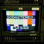 Soda Stereo Tape Unthread | 11/04/2012