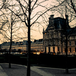 Sunset in Paris | 18/04/2012