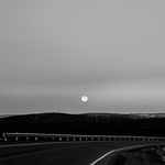 B/W Moon | 15/05/2012