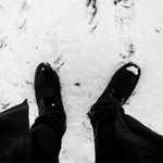 'Walking in my shoes' | 11/06/2012