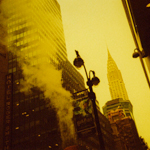 NYC Redscale