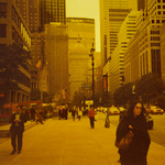 NYC Redscale | 29/01/2013