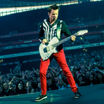 Matt Bellamy | Muse @ Emirates Stadium, London | 01/06/2013