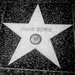David Bowie @ Hollywood Walk of fame | 05/11/2013