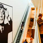 David Bailey exhibition @ National Portrait Gallery | 25/06/2014