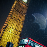 Snow in London II | 05/08/2014