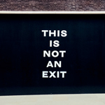 This is not an exit | 27/08/2014