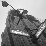 Eighth Ave & West 34th St | 15/09/2014