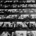 Garry Winogrand's contact sheet