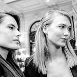 Alessandra Ambrosio & Karlie Kloss | 09/03/2015