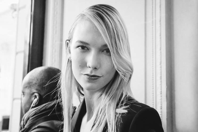 Karlie Kloss by German Saez