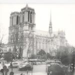 Notre Dame de Paris from Hôtel Esméralda | 12/08/2015