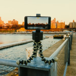 Shooting a timelapse