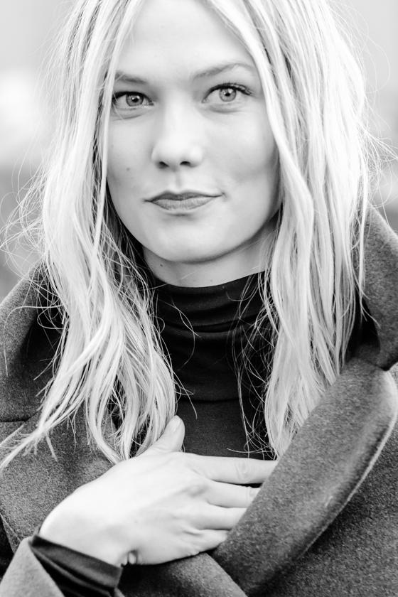 Karlie Kloss by German Saez