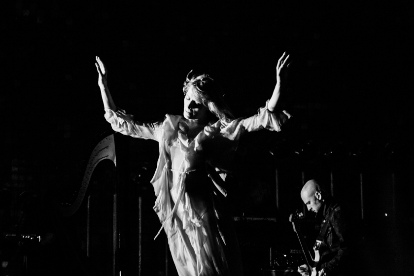 Florence + The Machine by German Saez