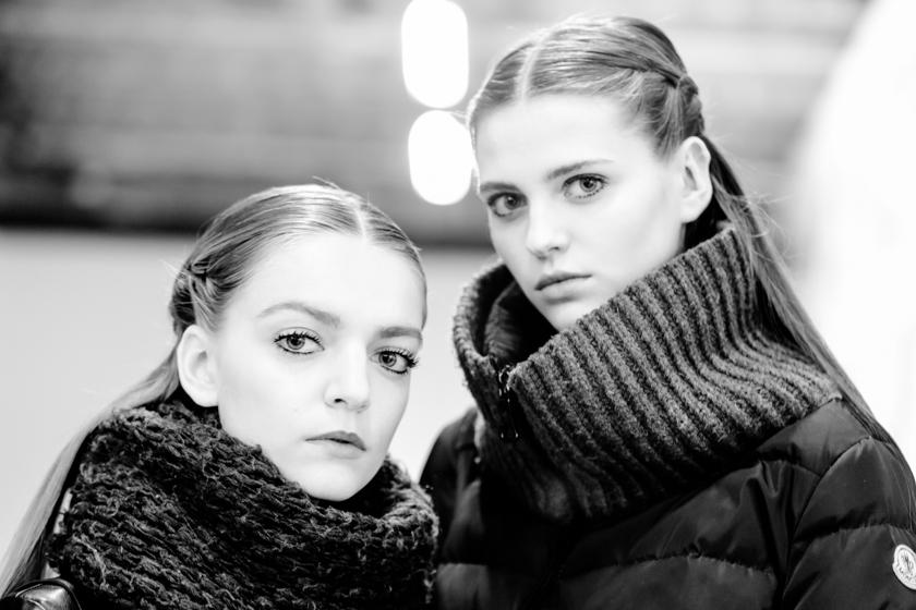 Anya Molochkova & Nataliya Bulycheva by German Saez