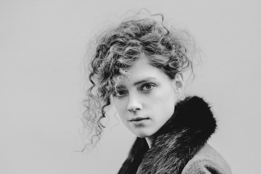 Jessica Burley by German Saez