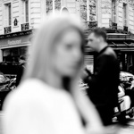Sarah Harris out of focus | 15/05/2016