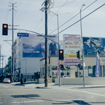 Santa Monica Boulevard & North Wilton Place