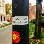 Do Less | 07/01/2018