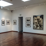 Peter Lindbergh exhibition at Fahey/Klein gallery