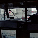 Cab in Liverpool