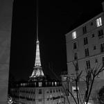 View from Palais de Tokyo