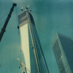 One World Trade Center under construction | 02/05/2020