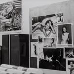 Sante D'Orazio's studio | 05/09/2020